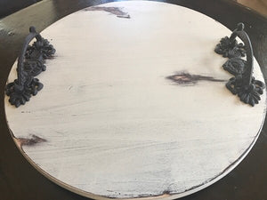 CAPPAI LARGE WHITE LAZY SUSAN