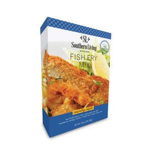 Southern Living Fish Fry Mix