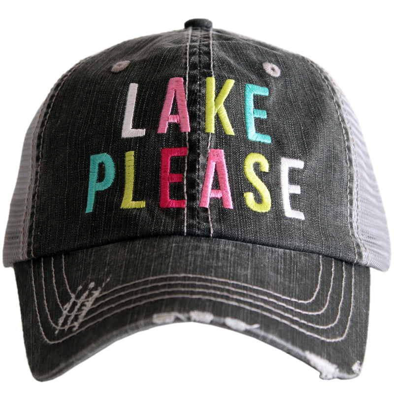 Lake Please (MULTICOLORED)