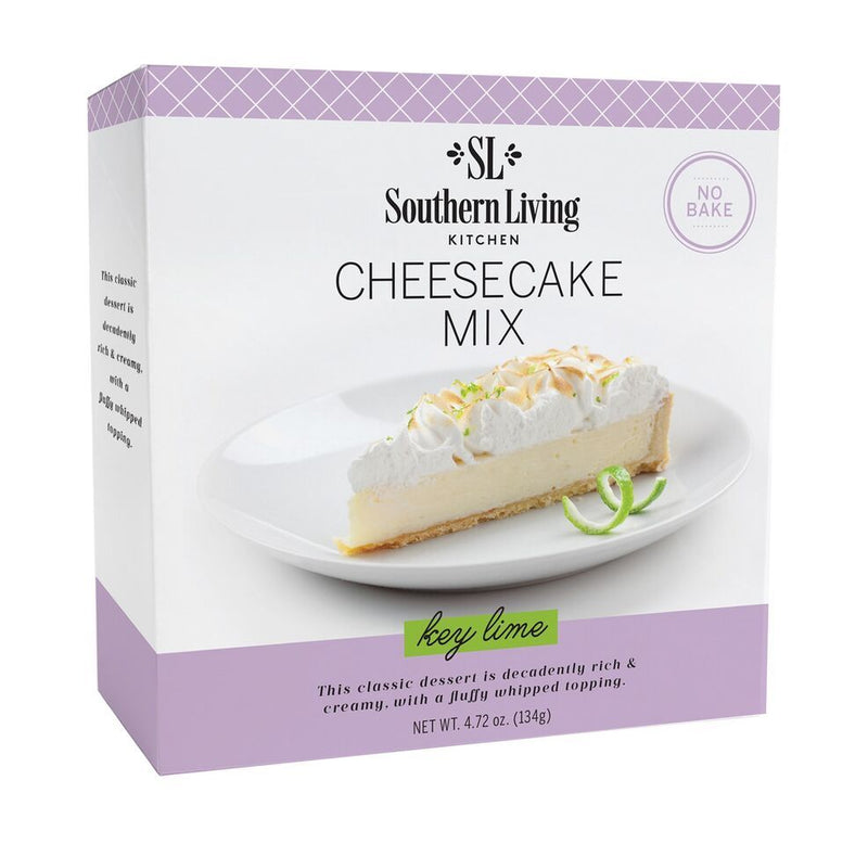 Southern Living Key Lime Cheesecake Mix