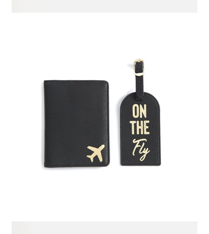 """On The Fly"" Luggage Tag Gift Set"