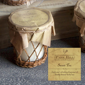 Sweet Tea Scented Candle