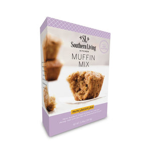 Southern Living Mini Pecan Pie Muffin Mix