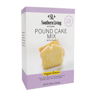 Southern Living Meyer Lemon Pound Cake Mix