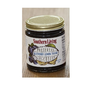 "Southern Living ""Blueberry Lemon Thyme"" Preserves"