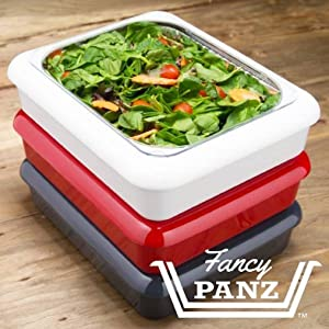 Navy Fancy Panz 2 in 1 Casserole Carrier