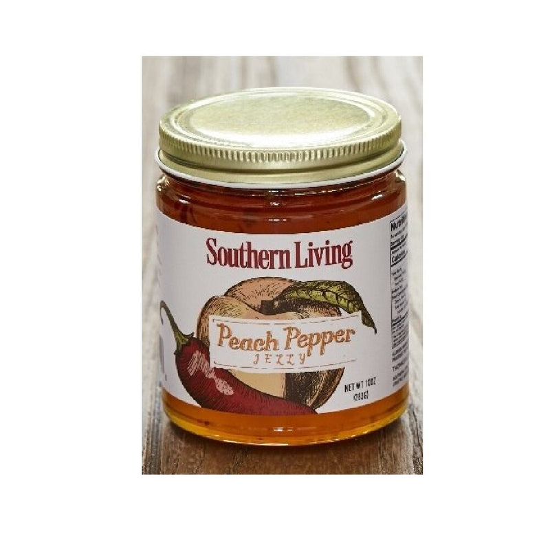 "Southern Living ""Peach Pepper"" Jelly"