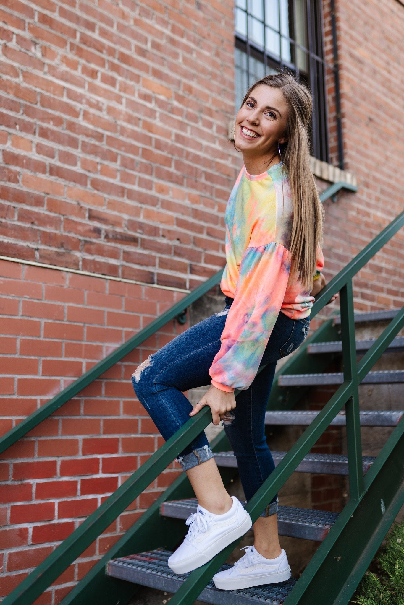 Neon Nights Top