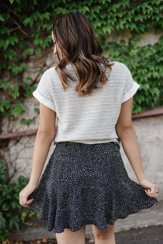 Starry Night Flirty Skirt