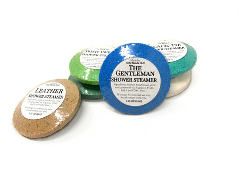 Shower Steamers (Masculine Scents)