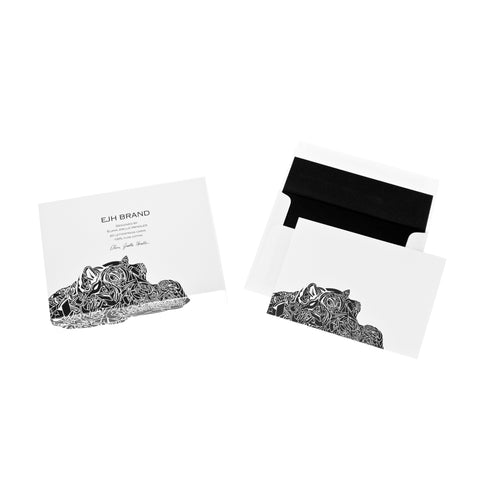 Hippo Stationery 20 ct. Set