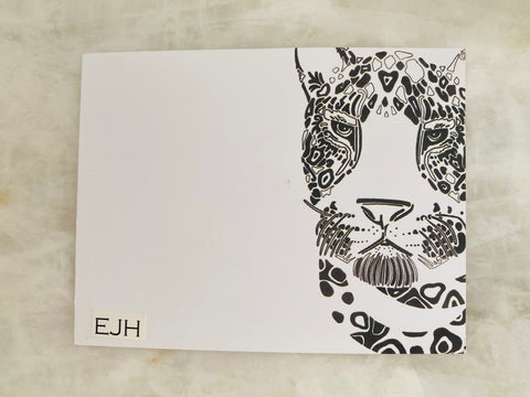 Mini EJH Art Print