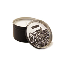 Signature Travel Candle - Lemon + Fig