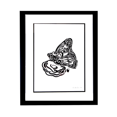 "8""x10"" Butterfly Print"
