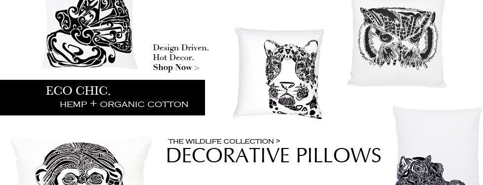 organic cotton pillows