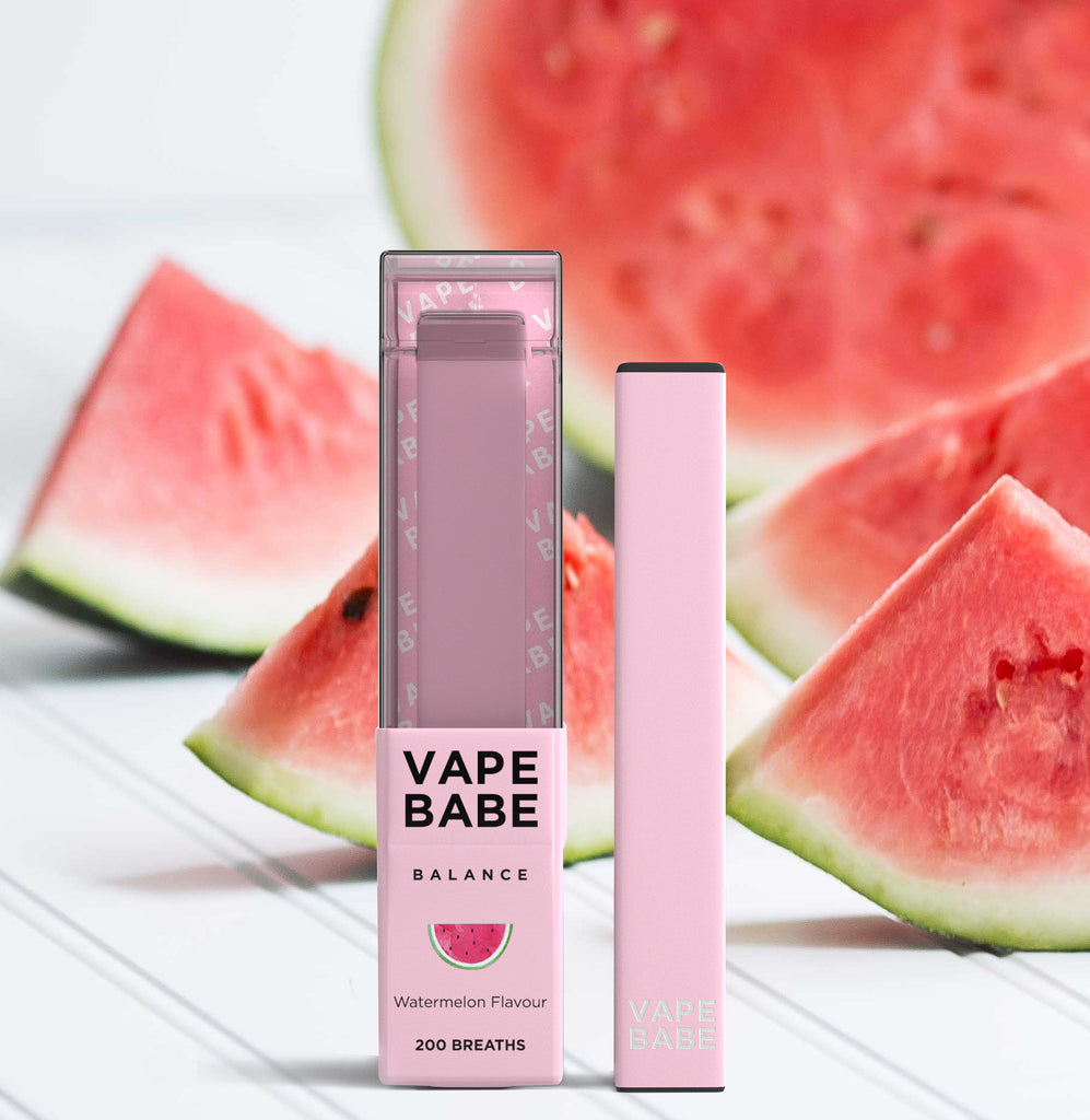 Vape Babe - Watermelon - Disposable