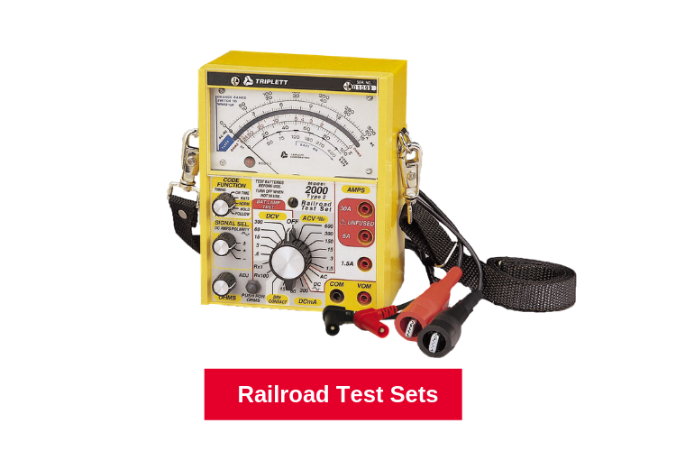 Railroad Test Sets