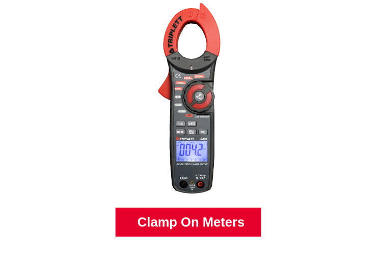 Clamp On Meters