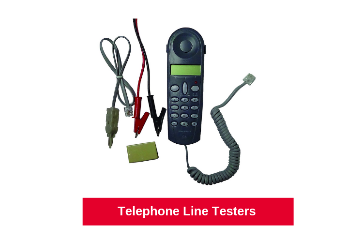 Telephone Line Testers