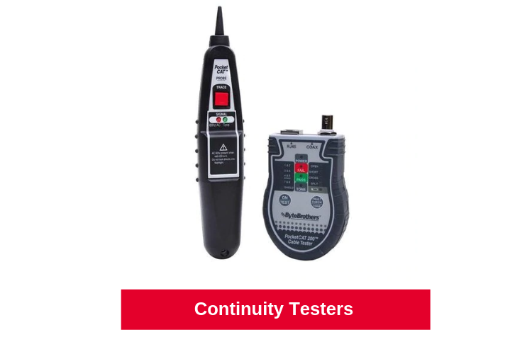Continuity Testers