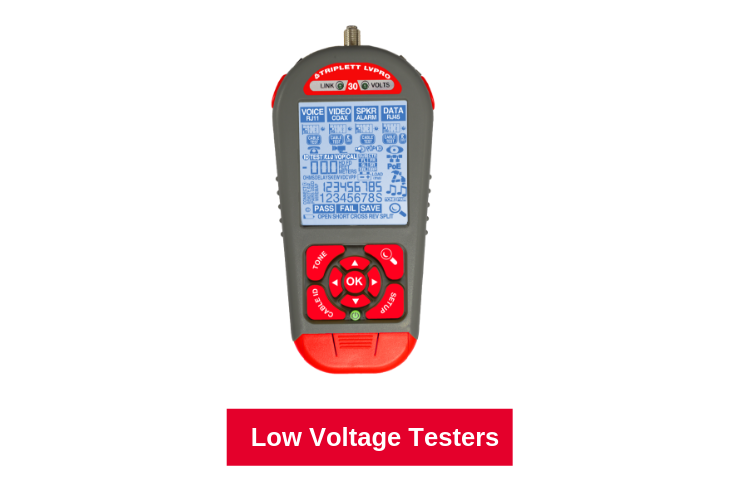 Low Voltage Testers