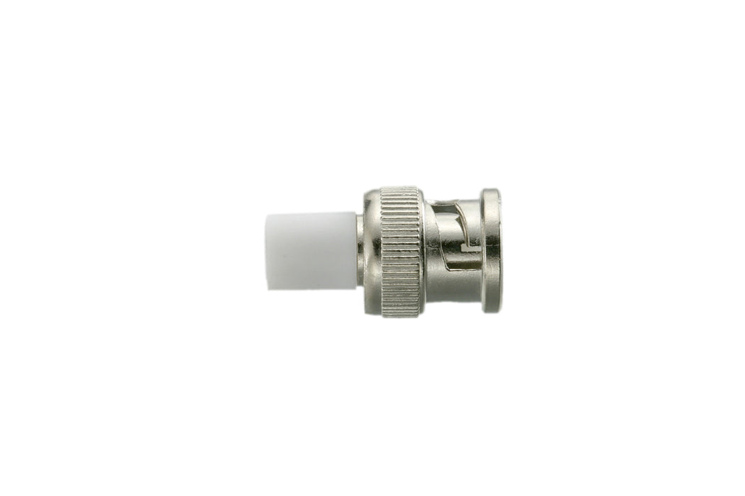 BNC Adaptor,  Male,  75 Ohm,  10 Pack - (301-T75TP)