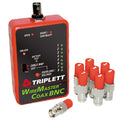 Triplett WireMaster Coax BNC 8-Way Coaial Cable Mapper