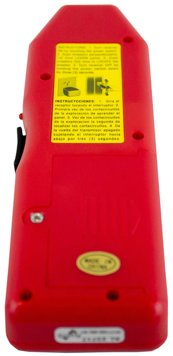 Breaker Sniff It™ Micro-Processor Circuit Breaker Locator: 120/220 VAC Transmitter - (9650)