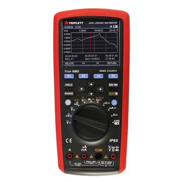Triplett True RMS Data Logger Digital Multimeter - (9065)