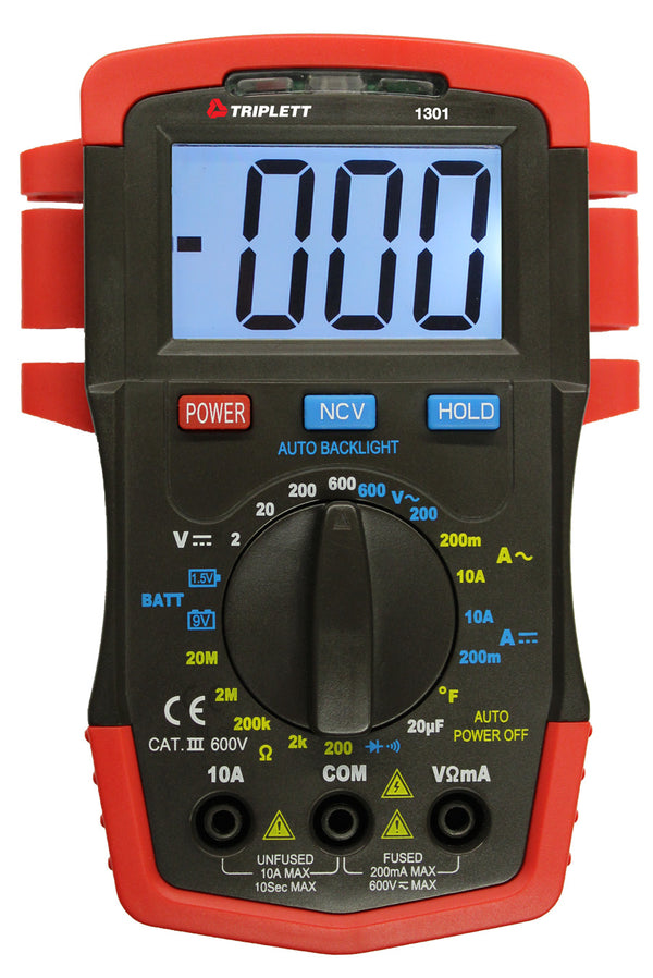 Model 1301 Compact Digital Multimeter