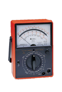 Model 60 Drop Resistant Analog Meter: 28 Ranges to 1000V - (3145)