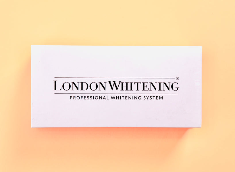 My new smile by London Whitening.