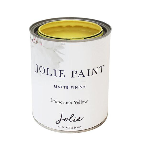 Jolie Emporer's Yellow