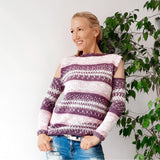 Pullover - Anleitung Fjord Pro Lana