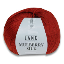 Laden Sie das Bild in den Galerie-Viewer, MULBERRY SILK - Lang Yarns | 145/50|100% Seide (Mulberry)