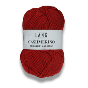 CASHMERINO FOR BABIES AND MORE - Lang Yarns | 125/50|55% Wolle (Merino Extrafine)  33% Polyacryl  12% Kaschmir