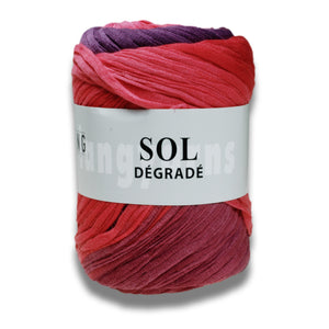 SOL DEGRADE - Lang Yarns | 200/100|100% Baumwolle