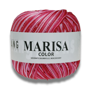 MARISA COLOR - Lang Yarns | 210/50|100% Baumwolle