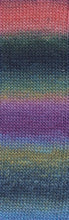 Laden Sie das Bild in den Galerie-Viewer, MILLE-COLORI-SOCKS-&-LACE-LUXE 859.0052 (BUNT BLAU/GRÜN/GELB/ROT)