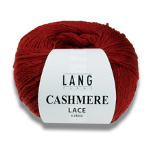 Laden Sie das Bild in den Galerie-Viewer, CASHMERE LACE - Lang Yarns | 165/25|100% Kaschmir