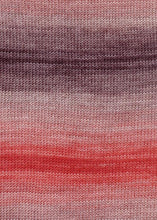 Laden Sie das Bild in den Galerie-Viewer, MERINO-400-LACE-COLOR 889.0061 (ROT/GRAU)