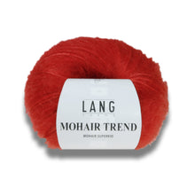 Laden Sie das Bild in den Galerie-Viewer, MOHAIR TREND - Lang Yarns | 75/25|70% Mohair (Superkid)  30% Seide