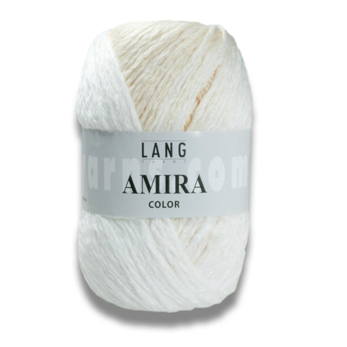 AMIRA COLOR - Lang Yarns | 200/100|93% Baumwolle  7% Polyamid