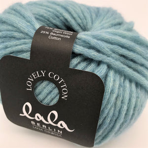 "LOVELY COTTON ""LALA BERLIN"" - Lana Grossa 