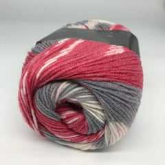 Fjord - Pro Lana  Farbe 83 - rote| ca. 350 m / 100 g | 70 % Wolle, 30 % Polyacryl