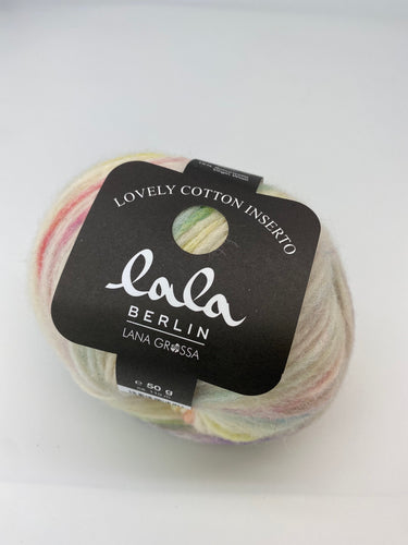 Lala Berlin Lovely Cotton Inserto - Lana Grossa