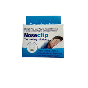 NoseClip™ Anti-Ronflement