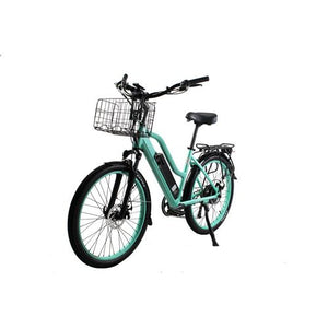 X-Treme Catalina High-End Step-Thru Beach Cruiser Electric Bike 48V 500W