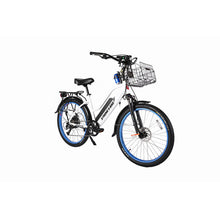 Load image into Gallery viewer, X-Treme Catalina High-End Step-Thru Beach Cruiser Electric Bike 48V 500W