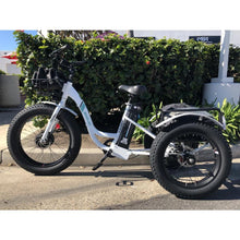 Load image into Gallery viewer, Electric Bike - Emojo Caddy Electric Trike 48V 500W